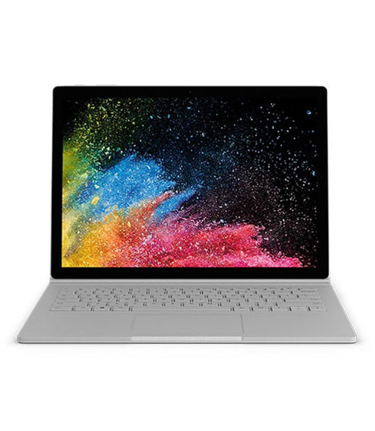 [Office無] マイクロソフト Surface Book 2 256GB HN4-00035(シルバー)
