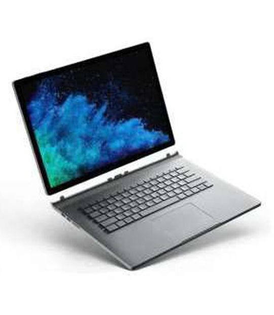 [Office有] マイクロソフト Surface Book 2 512GB FUX-00023(シルバー)