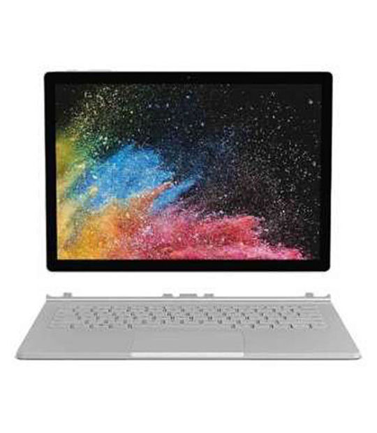 [Office有] マイクロソフト Surface Book 2 512GB HNL-00024(シルバー)