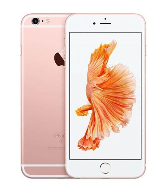 iPhone6sPlus 32GB(ローズゴールド)