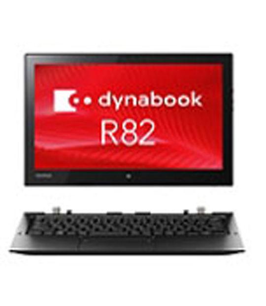 [Office無] dynabook R82 R82/Y PR82YEWDC67AD11 Wi-Fi+Cellularモデル 128GB(ブラック)