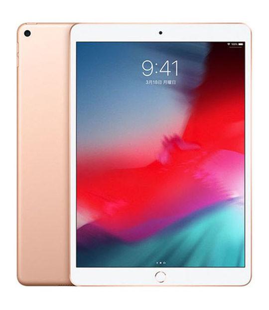 10.5インチ iPad Air<第3世代> Wi-Fi+Cellularモデル 64GB(ゴールド)
