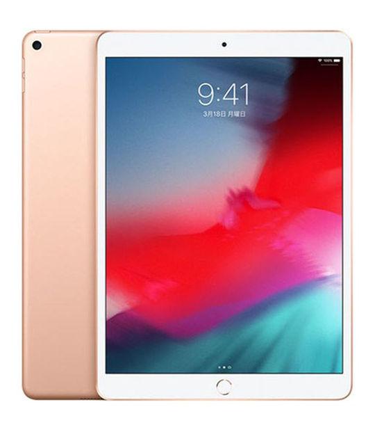 10.5インチ iPad Air<第3世代> Wi-Fi+Cellularモデル SIMフリー 256GB(ゴールド)
