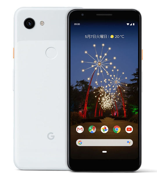 Pixel 3a XL 64GB(クリアホワイト)
