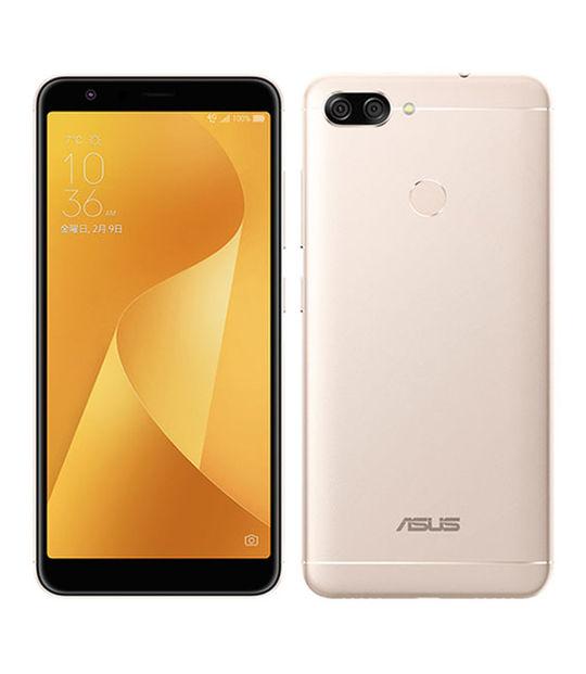 【中古】【安心保証】 SIMフリー ZenFone Max Plus[32G] ゴールド