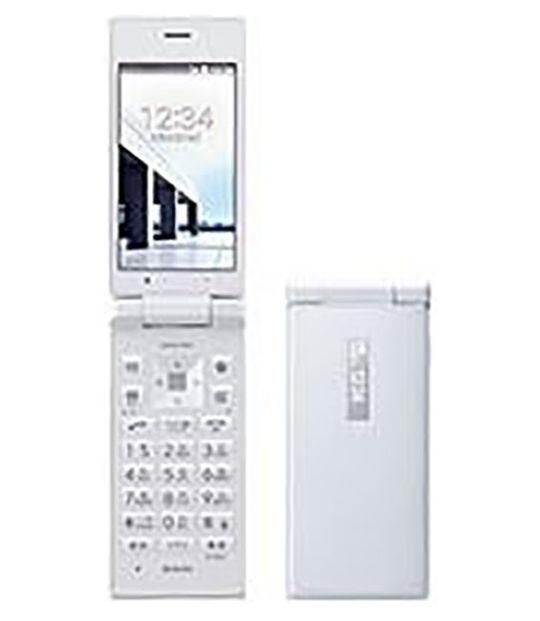 DIGNO ケータイ for Biz 501KC<カメラなしモデル>(ホワイト)