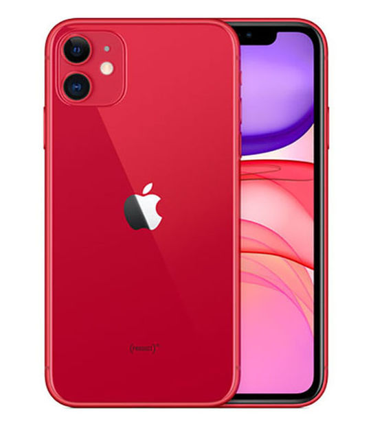 iPhone11 256GB(レッド)