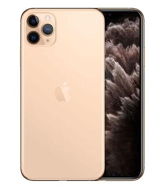 iPhone11 Pro Max 64GB(ゴールド)