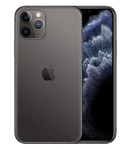 【中古】【安心保証】 au iPhone11 Pro[64G] スペースグレイ SIMロック解除済