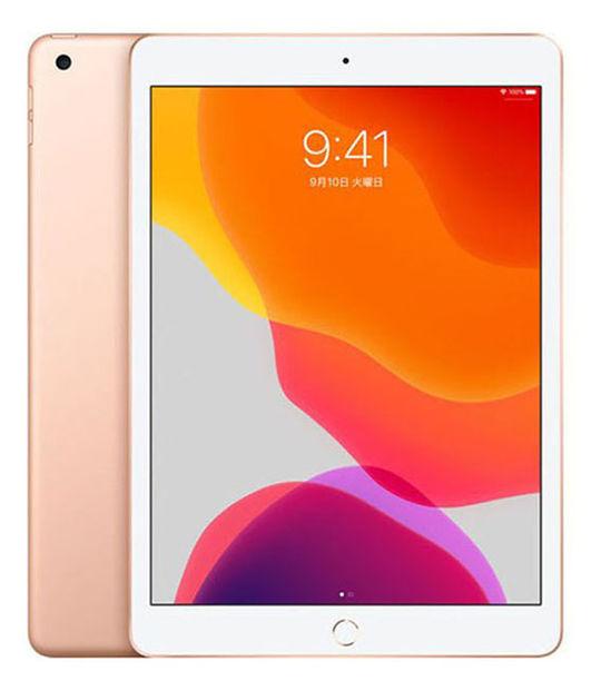 10.2インチiPad <第7世代> Wi-Fi+Cellularモデル SIMフリー 128GB(ゴールド)