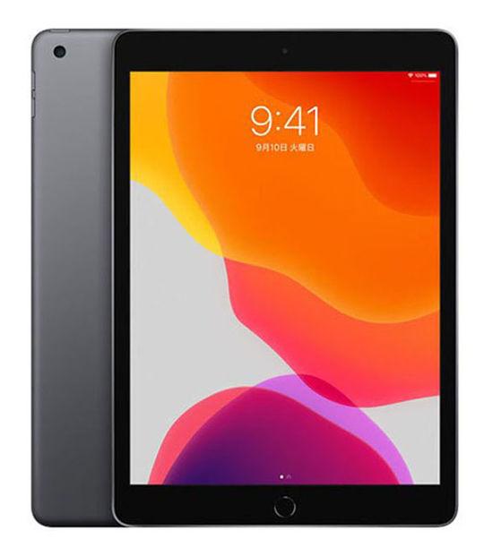 10.2インチiPad <第7世代> Wi-Fi+Cellularモデル SIMフリー 128GB(スペースグレイ)