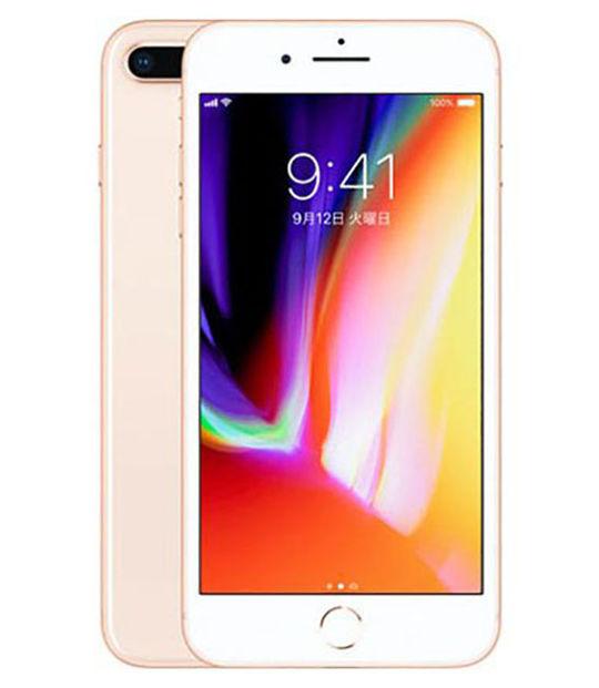 iPhone8Plus 128GB(ゴールド)
