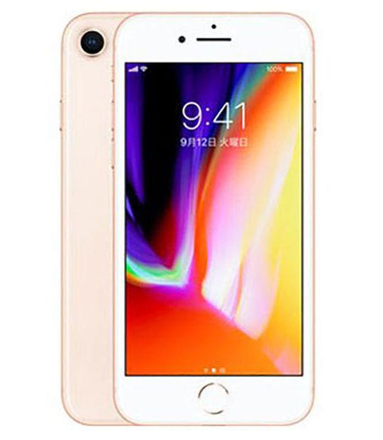 iPhone8 128GB(ゴールド)