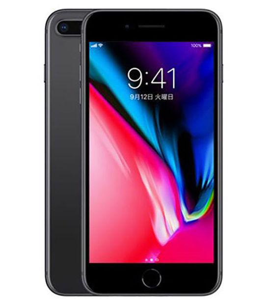 iPhone8Plus 128GB(スペースグレイ)