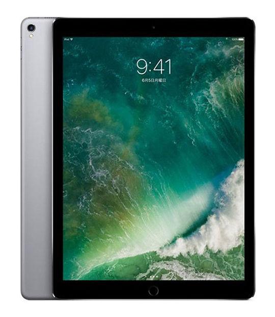 【中古】【安心保証】 iPadPro 2ー12.9[WiFi64G] グレイ