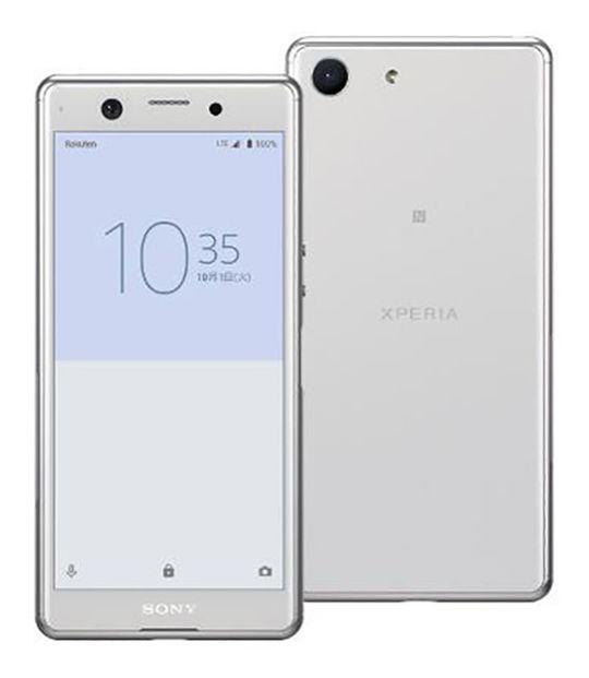 【中古】【安心保証】 SIMフリー Xperia Ace ホワイト