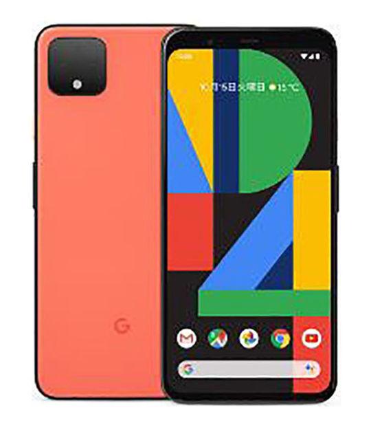 Pixel 4 64GB(オーソーオレンジ)