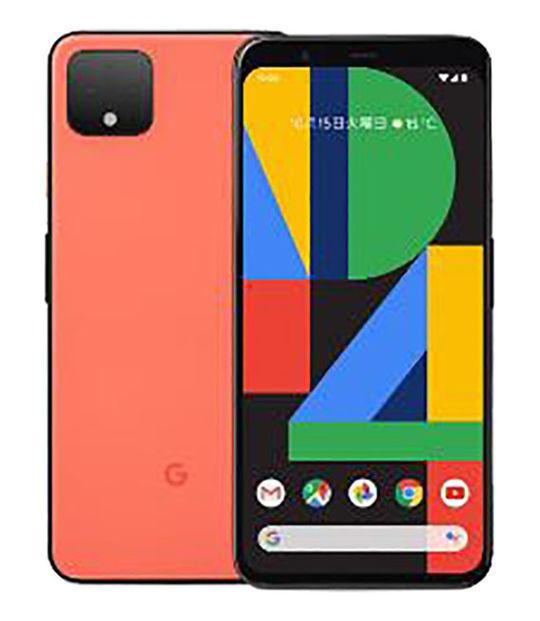 Pixel 4XL 64GB(オーソーオレンジ)