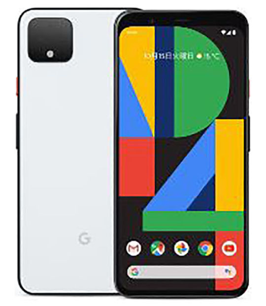 Pixel 4 128GB(クリアリーホワイト)