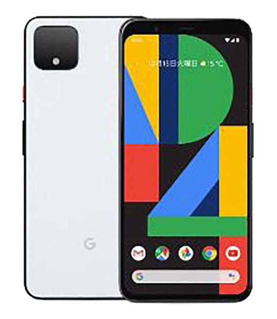 Pixel 4XL 64GB(クリアリーホワイト)