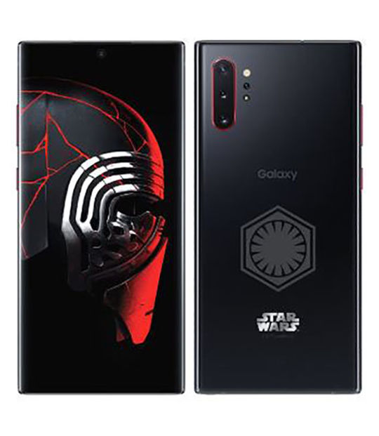 GALAXY Note10+ SC-01M Star Wars Special Edition