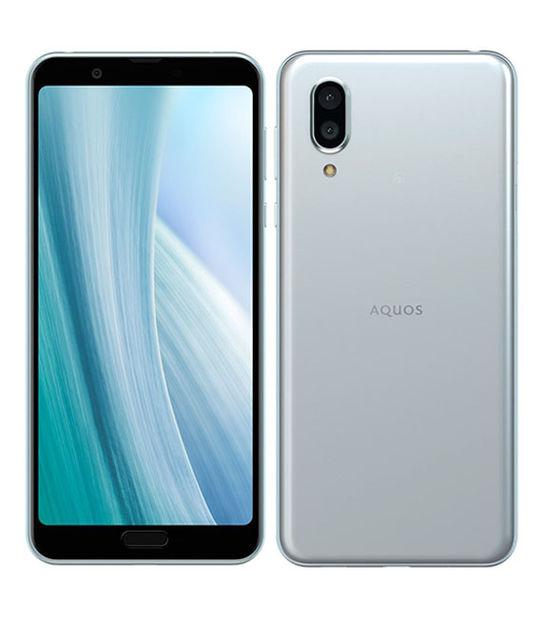 AQUOS sense3 plus SH-RM11 64GB(ムーンブルー)