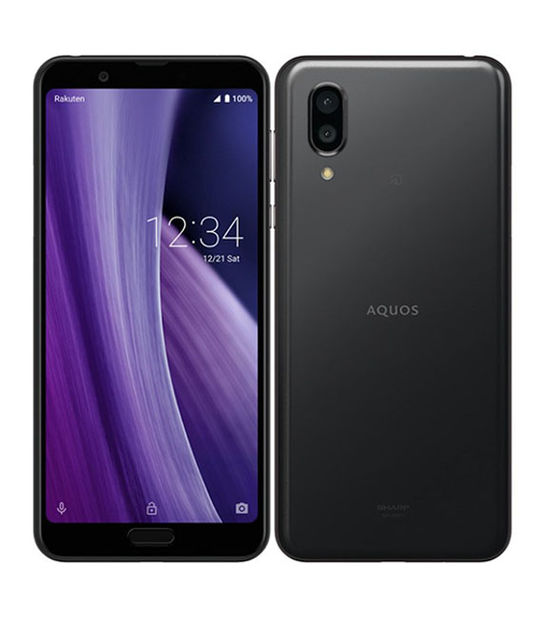 AQUOS sense3 plus SH-RM11 64GB(ブラック)
