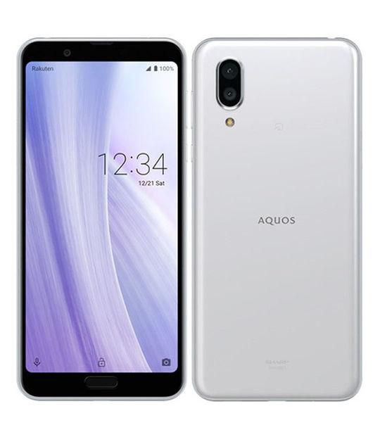 AQUOS sense3 plus SH-RM11 64GB(ホワイト)