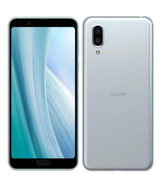 AQUOS sense3 plus SH-RM11 128GB(ムーンブルー)