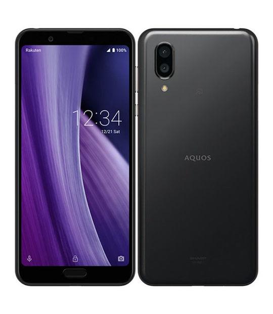 AQUOS sense3 plus SH-RM11 128GB(ブラック)