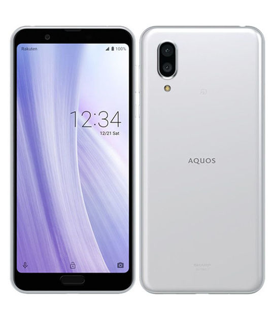 AQUOS sense3 plus SH-RM11 128GB(ホワイト)