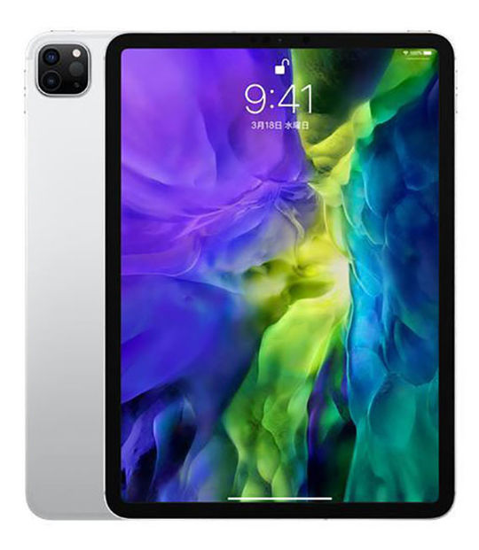 iPadPro <第4世代> 11インチ Wi-Fi+Cellularモデル 256GB(シルバー)