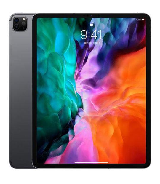 iPadPro <第4世代> 12.9インチ Wi-Fi+Cellularモデル 256GB(スペースグレイ)