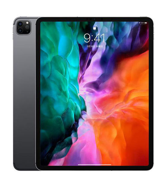 iPadPro <第4世代> 12.9インチ Wi-Fi+Cellularモデル 128GB(スペースグレイ)