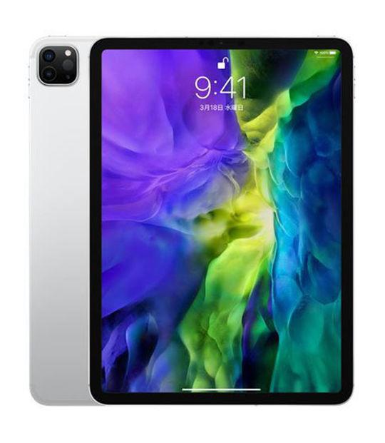 【中古】【安心保証】 iPadPro 4-11[WiFi512G] シルバー