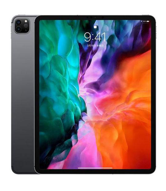 【中古】【安心保証】 iPadPro-12.9_4[512G] スペースグレイ