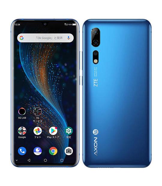 Axon 10 Pro 5G(ブルー)