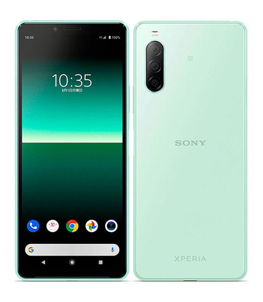 Xperia 10 II A001SO(ミント)