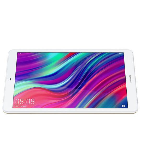 【中古】【安心保証】 MediaPad M5 lite8[WiFi64G] ゴールド