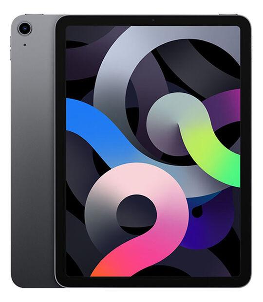【中古】【安心保証】 iPadAirー10.9 4[WiFi256G] グレイ