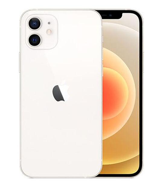 【中古】【安心保証】 au iPhone12[128G] ホワイト