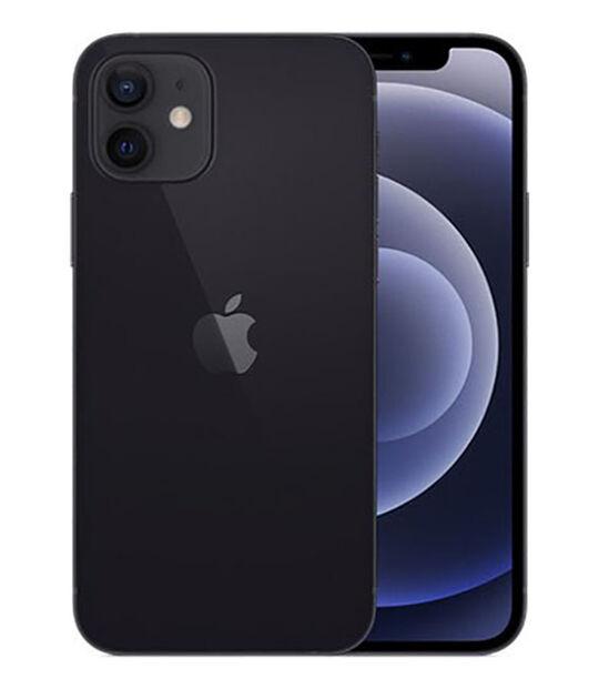 【中古】【安心保証】 au iPhone12[128G] ブラック