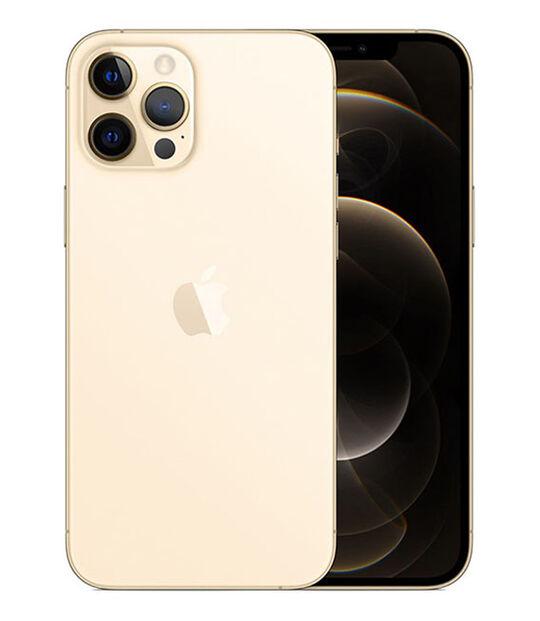 iPhone12ProMax 256GB(ゴールド)