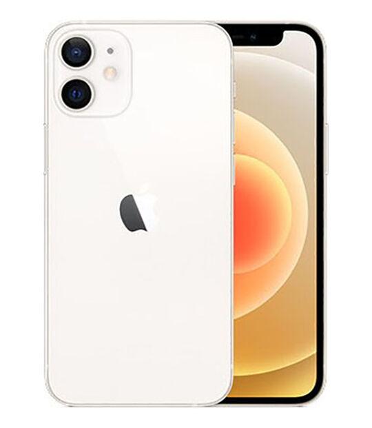 【中古】【安心保証】 SoftBank iPhone12mini[64G] ホワイト