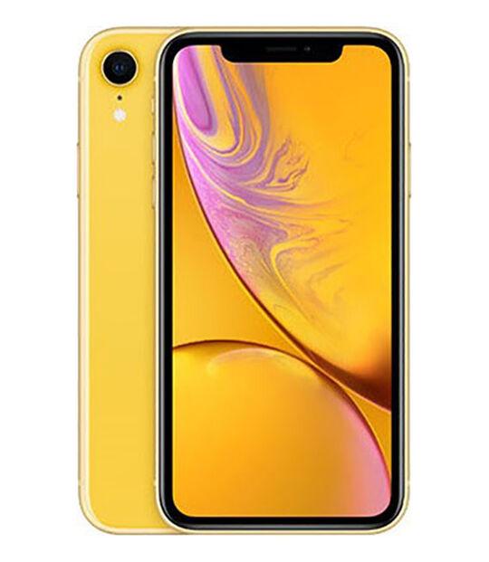 iPhoneXR 128GB(イエロー)