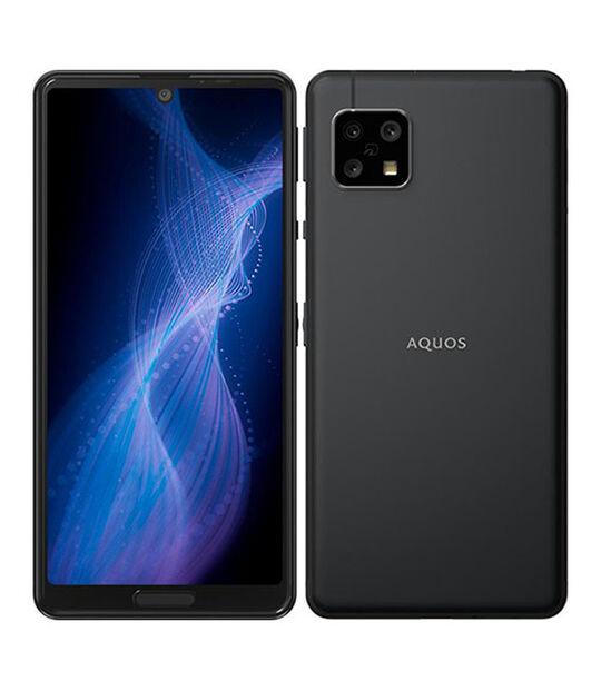AQUOS sense5G(ブラック)
