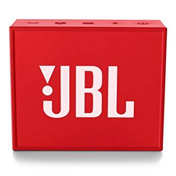 【新品】JBL GO ポータブルスピーカー レッド/JBL