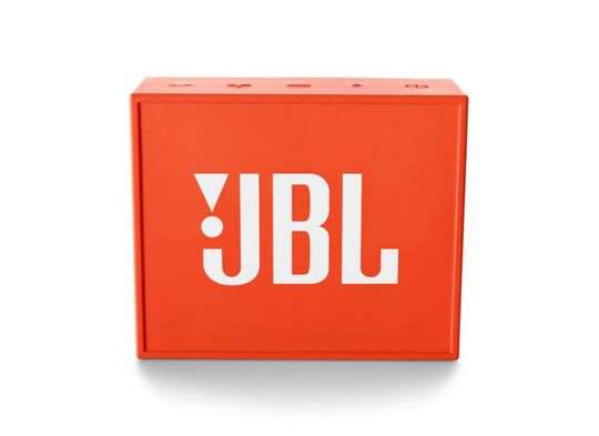 【新品】JBL GO ポータブルスピーカー オレンジ/JBL