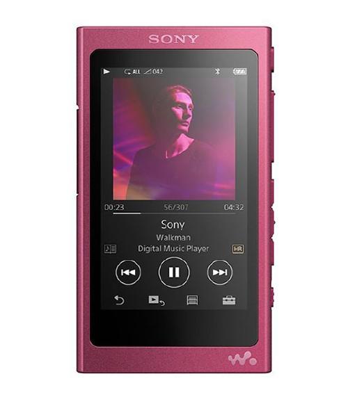 【中古】【安心保証】 A30シリーズ[16GB](ボールドピンク)NW-A35HN
