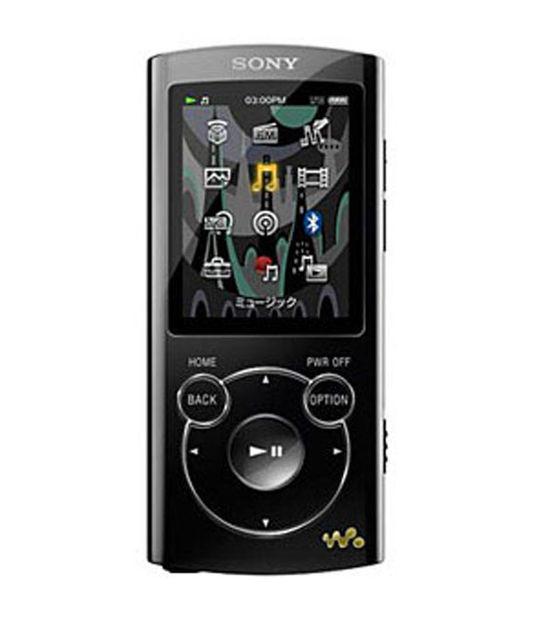 【中古】【安心保証】 S760シリーズ[8GB](ブラック)NW-S764